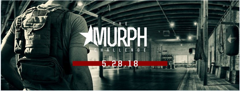 blog post about murph WOD